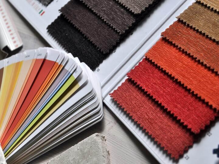 Jenis kain bahan baju kaos kemeja konveksi